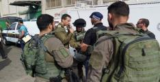 Israeli forces arrest 10 Palestinians in West Bank