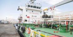 UAE ship carrying 7,200 tonnes of diesel arrives in Mukalla port