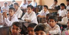 Free uniforms distributed among special students in Jhang