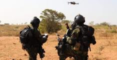 Five soldiers killed in Burkina Faso in twin attacks: army