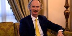 Swiss Foreign Minister, UN Special Envoy Pedersen Discuss Turkey's Operation in Syria