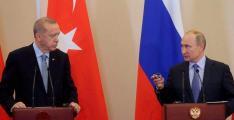 Putin Calls for Broad Dialogue Between Kurds, Syrian Government After Talks With Erdogan