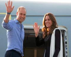 Major US newspaper calls Prince William and Kate's royal tour of Pakistan 'highly successful'