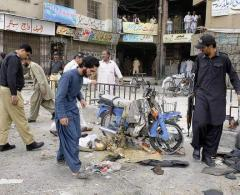 Five injured in Quetta' bomb blast
