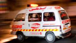 Two died, three injured in truck-vehicle collision in Quetta
