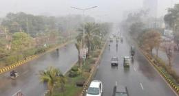 Rain expected in city in Lahore