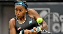 Thunberg sets an example to teenage tennis star Gauff