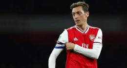 Arsenal's Ozil recalls terrifying car-jacking ordeal