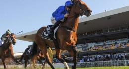 Yes Yes Yes wins turf racing's biggest prize, The Everest