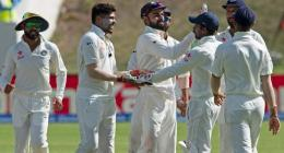 India on brink of Test sweep over South Africa
