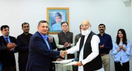 Bahria University signs MoU with Telenor Pakistan