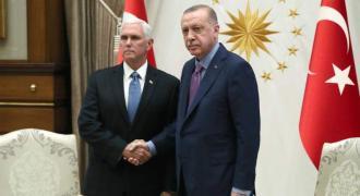 Trump Says US-Turkish Ceasefire Saved Kurdish Lives