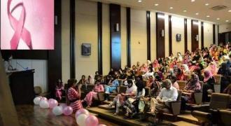Breast cancer awareness seminar held at Islamia University