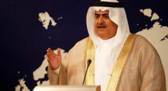 Bahrain Calls for Taking Measures Against Countries Responsible for Persian Gulf Attacks