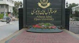 Allama Iqbal Open University (AIOU) launches BA associate-degree in five disciplines