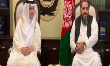 رئیس مجلس الشیوخ الأفغاني فضل ھادي مسلم ..