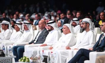 أحمد بن محمد يفتتح مؤتمر ومعرض دبي الرياضي ..