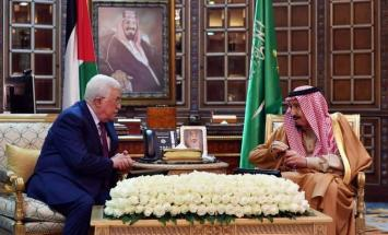 الملک السعودي سلمان بن عبدالعزیز یستقبل ..