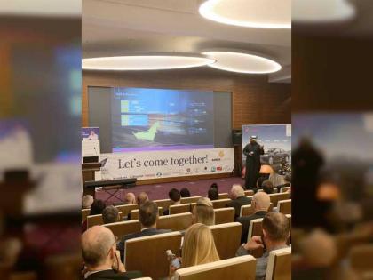 """""""الوطني للإعلام"""" يشارك في أعمال المنتدى العالمي للأعمال بـ لاتفيا"""