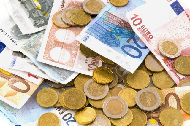 Euro to sterling rate today