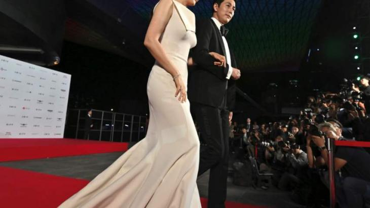 Stars arrive in Busan for Asia's largest film festival
