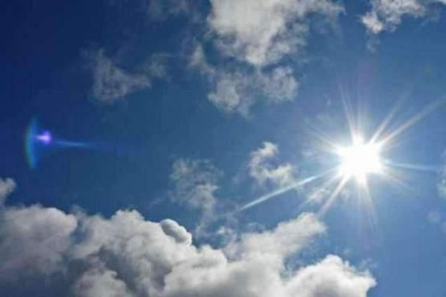 Mostly sunny weather likely in Karachi on Tuesday