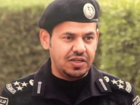 ظھور العمید سعد بن مسفر القحطاني کحارس شخصي جدید للمک سلمان بن عبدالعزیز