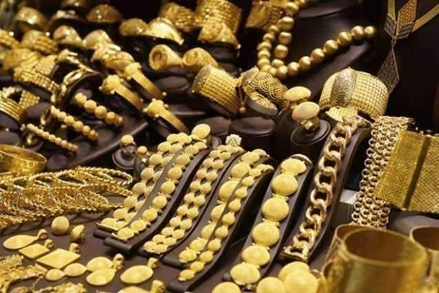 Gold rates in Hyderabad gold market on Tuesday 08 Oct 2019