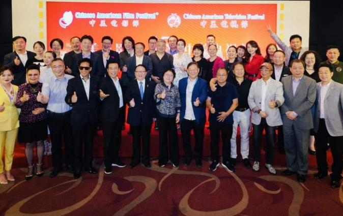Chinese America film, TV festival to be held in Hollywood