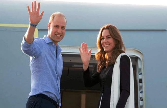 Prince William & Kate Middleton Made a Surprise Visit to an Orphanage