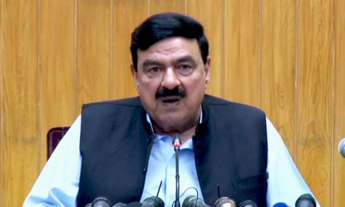 Free-track policy being launched to boost PR earnings: Sheikh Rasheed