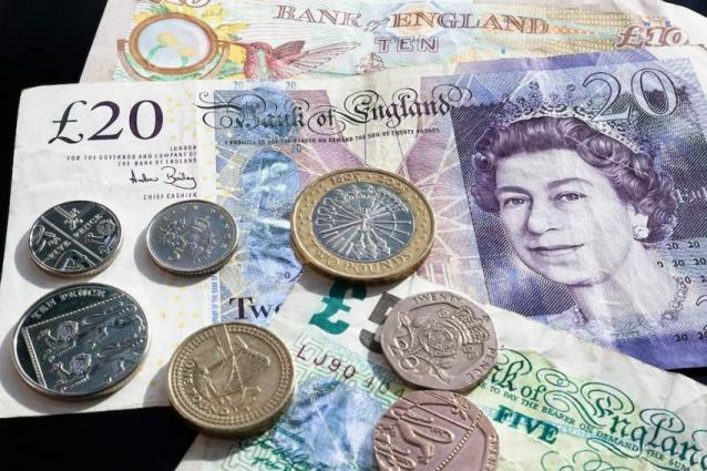 Pound strikes five-month peak above $1.30