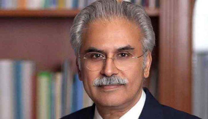 Dr Zafar Mirza directs health staff to redouble efforts to control dengue