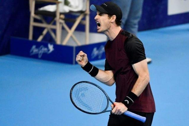 Murray in Britain's squad for Davis Cup