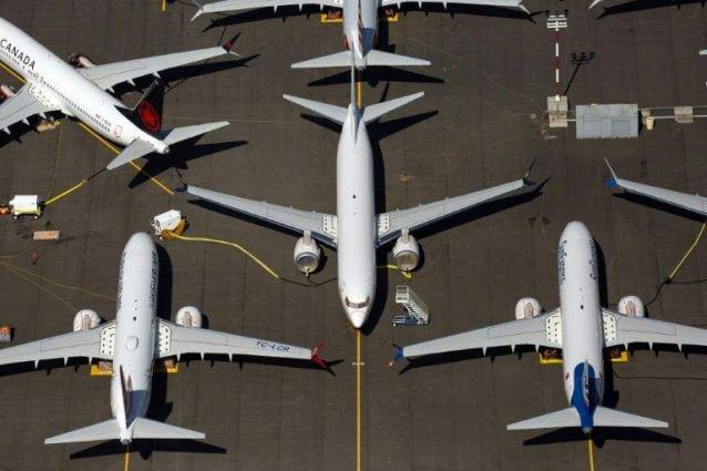 Boeing shares tumble again as 737 MAX crisis deepens