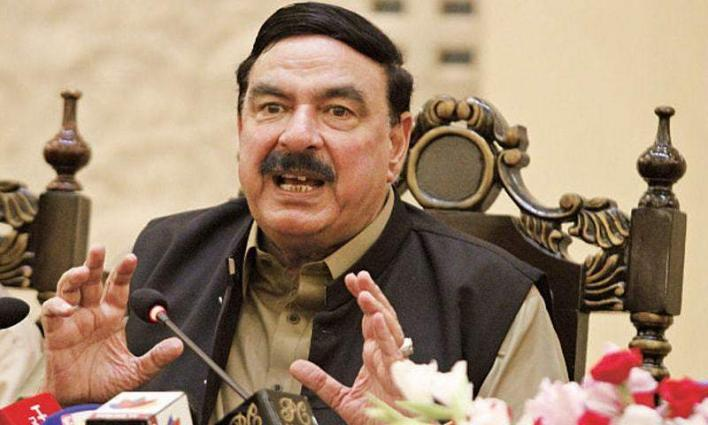 PR has outsourced its five freight trains' operations to the private companies under public-private partnership: Sheikh Rashid