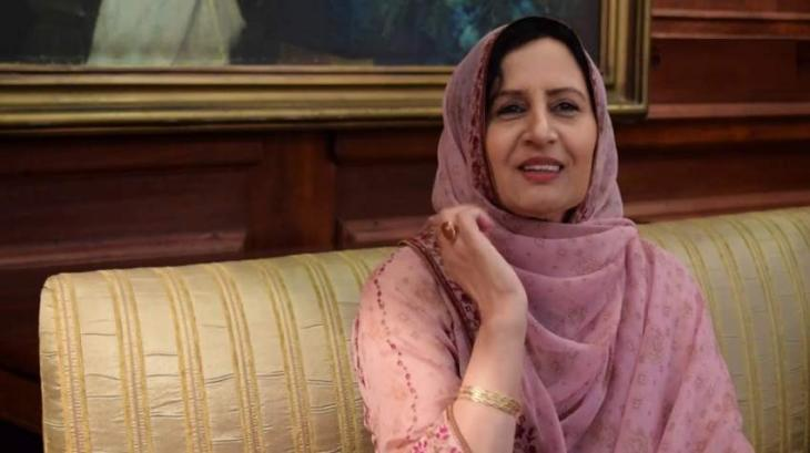 Women urged to play role in national development: Parveen Sarwar