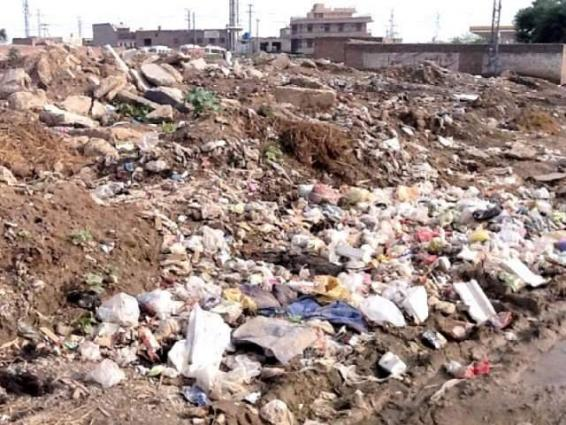 Piles of unattended waste becomes nuisance for capital residents