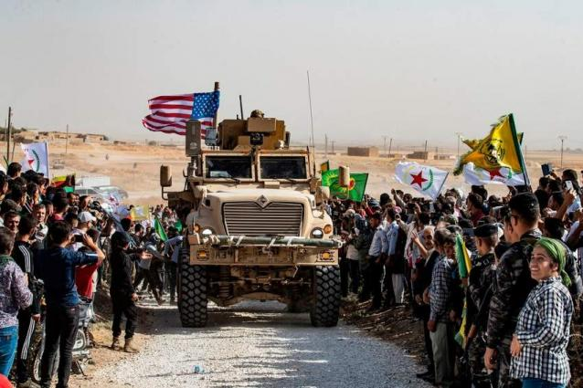 Kremlin Accuses US of Abandoning Kurds in Syria, Forcing Them to Fight With Turkey