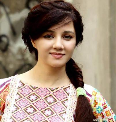 Rabi Pirzada under fire again for sharing her image of suicide bomber