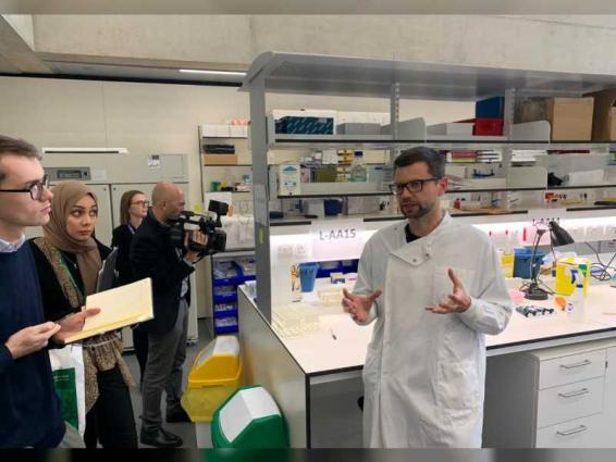 'Zayed Centre For Research Into Rare Disease In Children ...