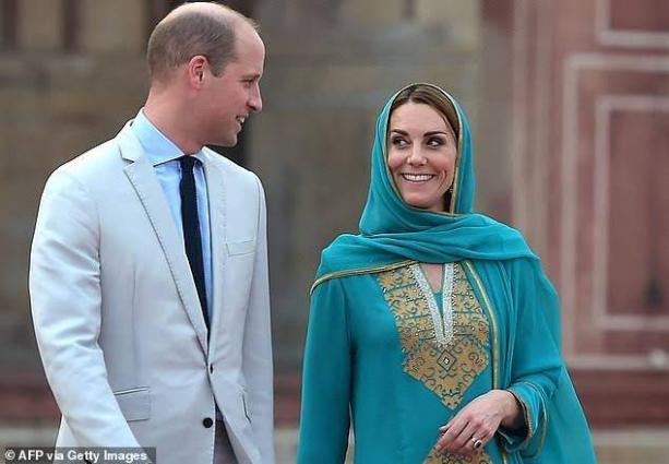 UK's top magazine features Royal couple's visit to Pakistan