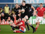 New Zealand beat Wales to clinch third place at World Cup