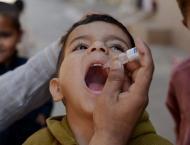 Anti-polio drive postpones in 11 KP districts