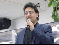 Pakistan Tehreek-e-Insaf Senator Faisal Javed urges opposition to ..
