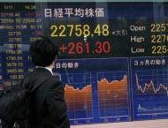 Tokyo stocks close up with Toyota brisk earnings