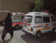 3 killed, 11 injured accident in Lahore