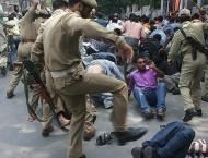 Indian Occupied Kashmir (IOK) people facing tense situation for o ..