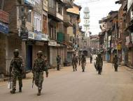 Kashmiris suffering due to military siege in IOK: lawmakers