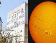 University of Karachi ISPA captures Mercury transit